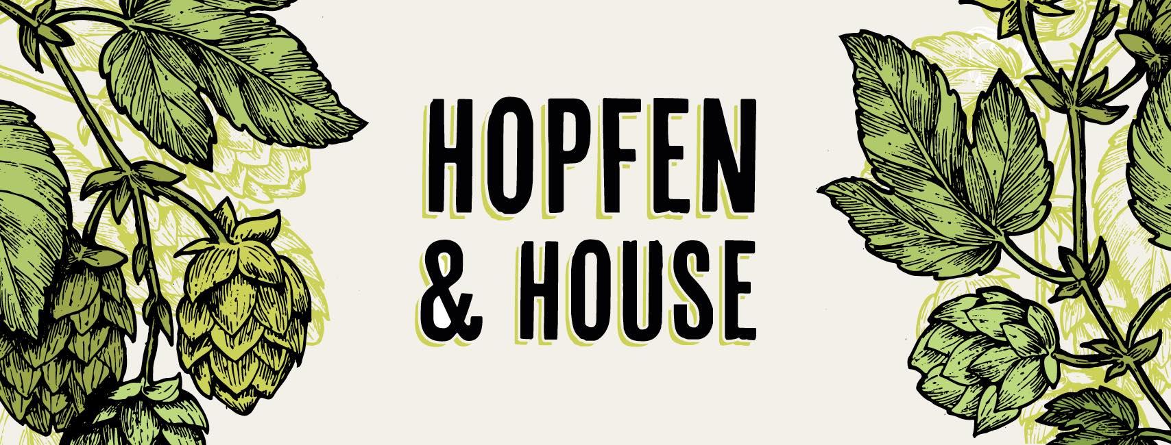 Hopfen House Veranstaltungsbild